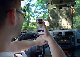 Take A Don't Gazette While Dmv Driving Warns Daily Selfie The