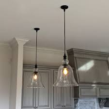 Pottery Barn Kitchen Lighting Pendant Lighting Ideas Best Rustic Glass Pendant Light Pottery