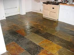 Kitchen Floor Cleaning Southampton Slate Tiled Floor After Cleaning Slate Floor Tiles