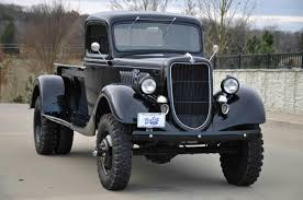antique trucks for sale | Brian O'Meara's truck – a 1935 vintage ...
