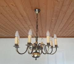 Kronleuchter Leuchte Lampe Wohnzimmer 8 Flammig