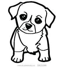 Dog Coloring Sheet Preschool Printable Dog Coloring Sheets Free