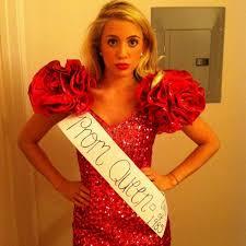 1980s prom queen halloween costume