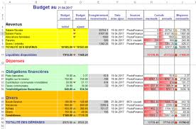 Budget Excel Self Adaptive Monthly Budgets Excel Gestion