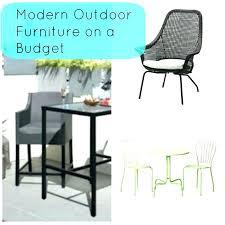 Modern Outdoor Furniture Toronto Outdoor Modern Furniture Cheap