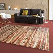 majestic 26301 780 brown striped rug