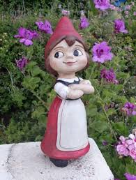 female garden gnome.  Female Juliet Gnome Garden Statue Only 2999 At Fun  Female Gnomes Throughout E