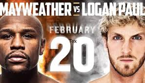 The former youtube star and his brother jake are boxing's newest supervillains. Floyd Mayweather Vs Logan Paul Exhibition Boxing Match Postponed Bjpenn Com
