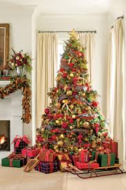 Christmas Tree Village Display Stands 100 Fresh Christmas Decorating Ideas Southern Living 71