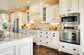 White Kitchen Cabinet Designs Rustic Kitchen Best Antique White Kitchen Cabinets Decor Ideas