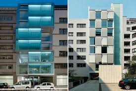 office facades. Architecture Office Facades O