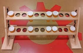 Pill Bottle Size Chart Pill Bottle Storage Rack Pill Bottle Crafts Reuse Pill