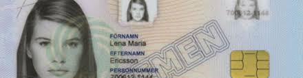Make Your Own Identification Card Get An Id Card The Newbie Guide To Sweden