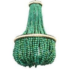 beaded chandelier lighting how to make a classic sangria turquoise beaded chandelier lamp shades