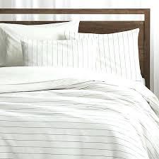 lovely pinstripe duvet chandler pinstripe duvet covers and pillow shams crate and barrel grey stripe duvet cover canada