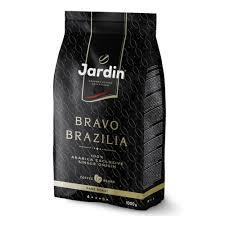 <b>Кофе</b> в зернах <b>JARDIN Bravo</b> Brazilia, 1000г, м/у — купить в ...