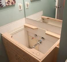 replace bathroom countertop fresh impressive installing bathroom repair bathroom countertop