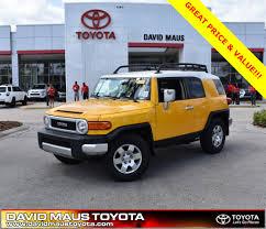 Used Toyota FJ Cruiser for Sale in Saint Augustine, FL | Edmunds