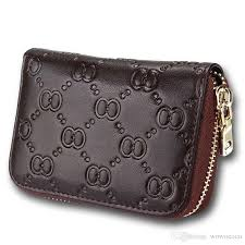 Women <b>Grain</b> Embossing <b>Organ</b> Zipper <b>Card</b> Holder Short Wallet ...