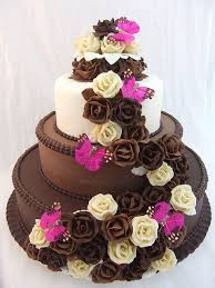 Most Beautiful Chocolate Birthday Cakes Hd Wallpaper Background Images