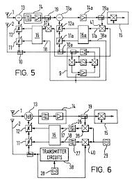 Circuit diagram diagram diagram large size patent us6229992 full duplex radio transmitterreceiver drawing forward and reverse