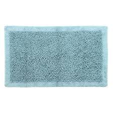 saffron fabs bath rug cotton and chenille 50 in x 30 in latex spray