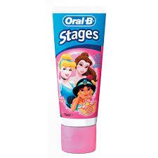 <b>Зубная паста Oral-b</b> Stages ягодный, 75 г | Магнит Косметик