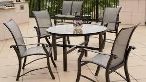 best patio design using cast aluminum patio furniture comfortable outdoor dining room with cast aluminum