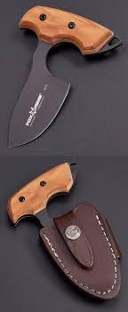 Fox Knives FOX EUROPEAN HUNTER <b>Push</b> Dagger Fixed Blade ...