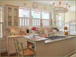 Shabby Chic Country Kitchen Shabby Chic Decor For Charming Kitchen Gucobacom