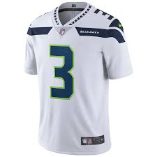 Seahawks All White Seahawks White Jersey All Seahawks All Jersey White Jersey
