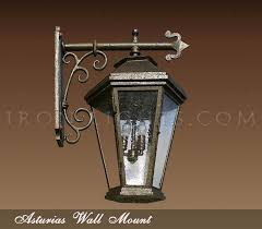 mediterranean wall sconces wrought