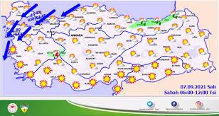 Meteorolojiden İstanbul ve bazı illere uyarı - Yeni Şafak