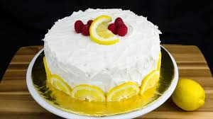 Lemon Cake Recipe Cookies Cupcakes And Cardio How To Video Youtube