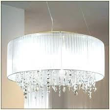 sheer lamp shade crystal chandelier with sheer drum shade crystal chandeliers with shades sheer shade crystal sheer lamp shade
