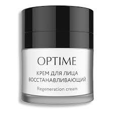 Optime Regeneration Cream <b>Крем для лица восстанавливающий</b> ...