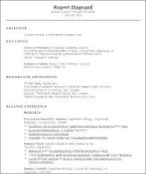 Easy Resume Templates Free Enchanting Easy Resume Template Free Fresh Basic Resume Templates Resume Cv