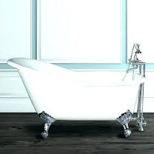 cast iron tubs at home depot tub drain 4 foot bathtub designs stunning kohler villager