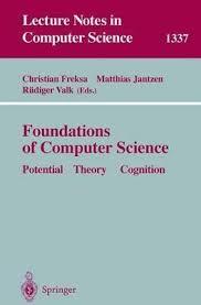 Foundations Of Computer Science Matthias Jantzen