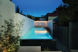 Image Small Multiaward Winner Stunning Lap Pool Completehome Luxurious Lap Pool Designs Completehome