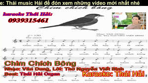 Karaoke 2018HD - Chim chích bông beat, Lớp 2 - Tone C(thiếu nhi), nhạc V...