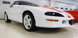 1997 Chevrolet Camaro Z28 SS SLP Anniversary Stock # 157148 for ...
