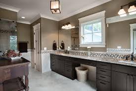 bathroom crown molding. Dunes West Interiors Architecture - Mount Pleasant, SC Transitional-bathroom Bathroom Crown Molding