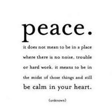 Quotes About Peace Gorgeous Peace Quotes PeaceQuotes48 Twitter
