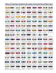 Army Awards And Medals Chart Military Awards And Decorations Precedence Decor Inspiration