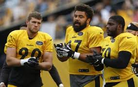 Line Sports Steelers' Back com Defensive Heyward Deep To Sharonherald Anchor|But Around The English Talking World