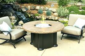 costco fire pit table fire pit table and chairs round propane fire pit table propane fire
