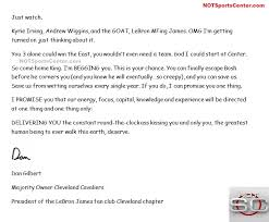Dan Gilbert New Letter To LeBron James Page 2