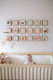 You can choose from six equally sweet colors. Gallery Inspiration Picture 1231283 Nursery Wall Decor Boy Baby Room Wall Decor Baby Room Wall