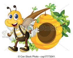 Image result for smiling honeybee face images